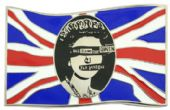 Sex Pistols - 'God Save the Queen' Belt Buckle